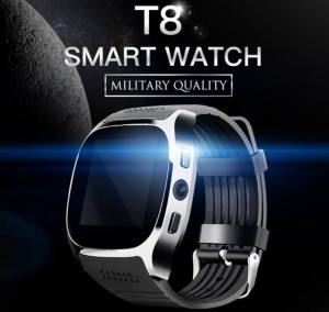 SMARTWATCH ZEGAREK T8 NEW MODEL 2018 KAMERA SIM MENU PL