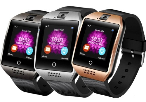 SMARTWATCH ZEGAREK Q18 KAMERA SIM MENU PL MODEL 2019 NEW