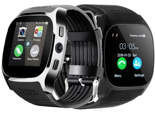 SMARTWATCH ZEGAREK T8 NEW MODEL 2019 KAMERA SIM MENU PL