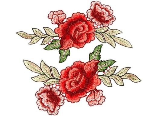 Naszywki Komplet 2 Sztuk Roze Sklep Internetowy Edibazzar